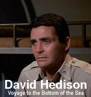 David Hedison in Voyage to the Bottom of the Sea