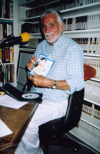 David Hedison on The Stu Show, 6 June 2012