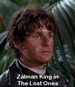 "Zalman King in Land of the Giants ""The Lost Ones"""