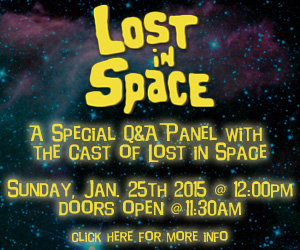 Lost in Space 50th Reunion Q&A
