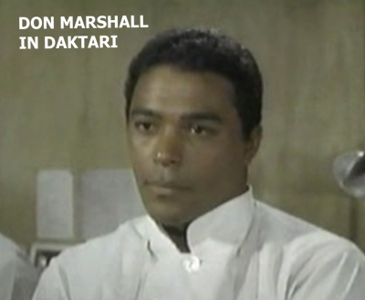 Don Marshall in Daktari