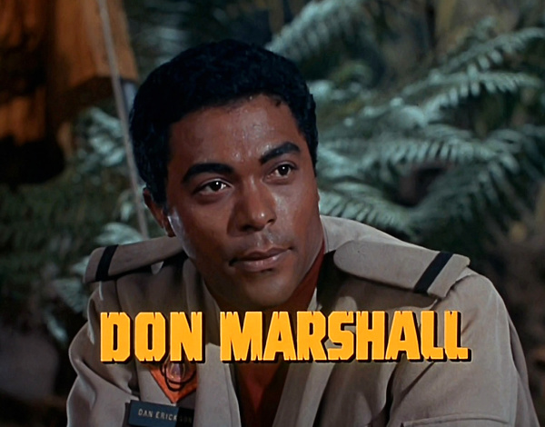 Don Marshall, Land of the Giants Season One