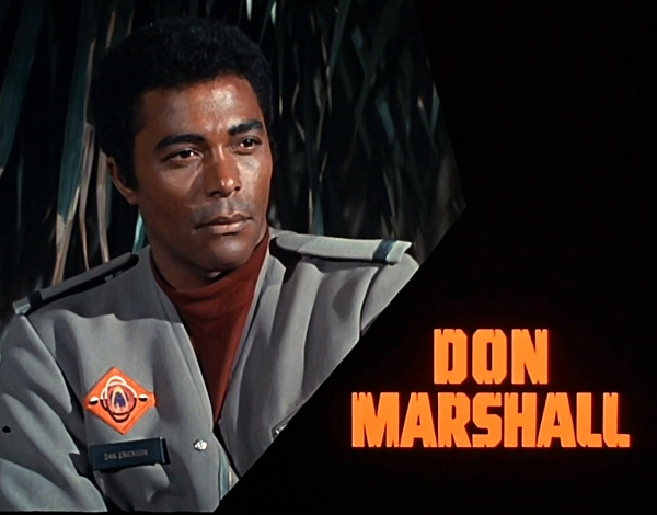 Don Marshall, Land of the Giants Season Two