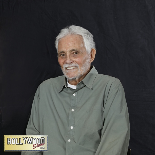 David Hedison at the Hollywood Show on 29th April 2017