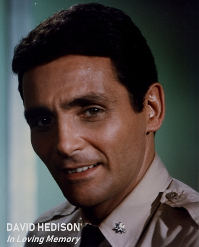 David Hedison - Star of Voyage to the Bottom of the Sea