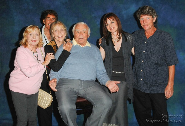 The Poseidon Adventure Cast at the July 2011 Hollywood Show