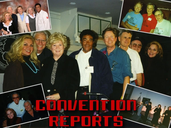 Irwin Allen related convention reports and galleries