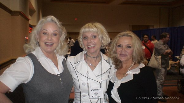 Heather Young, Michele Matheson and Deanna Lund at ScoutCon 2008