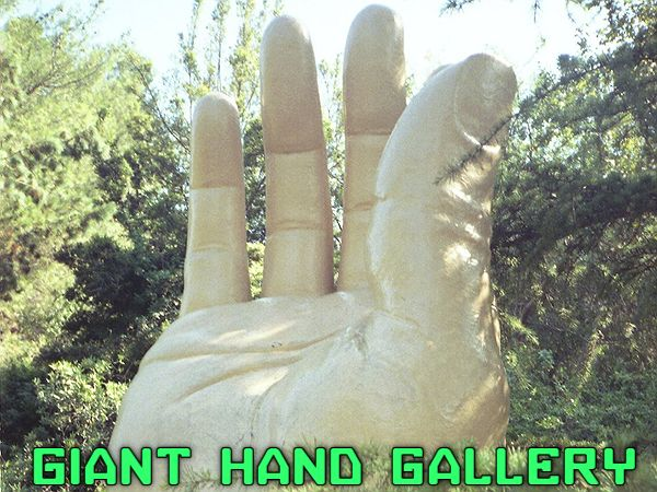Giant Hand from Land of the Giants