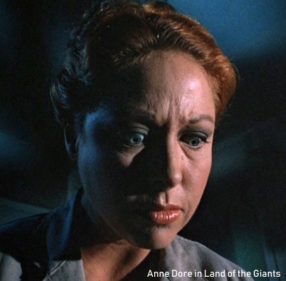 Anne Dore in Land of the Giants