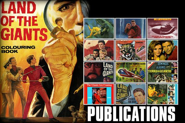 Land of the Giants Publications Gallery