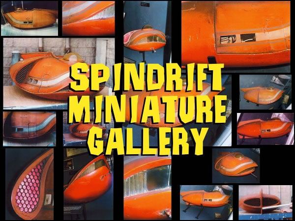 Spindrift Hero Miniature Gallery