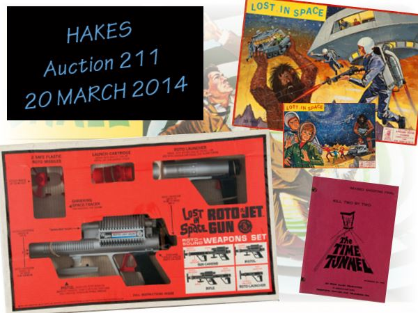 Hakes Americana and Collectibles Auction #211