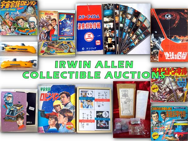 Irwin Allen Collectible Auctions