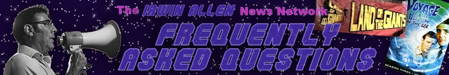 Irwin Allen Frequently Asked Questions