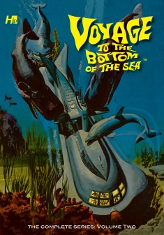 Voyage to the Bottom of the Sea Volume 2 (Hermes Press)