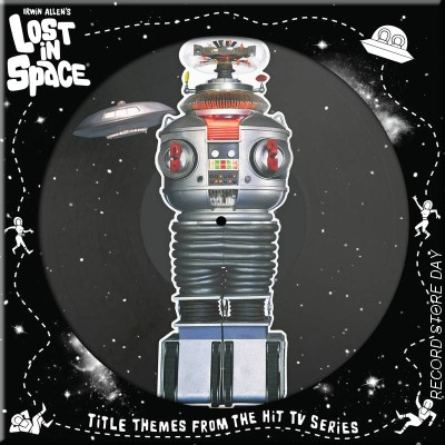 Record Store Day Lost in Space