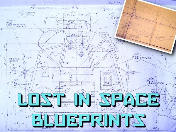 Lost in Space Blueprints
