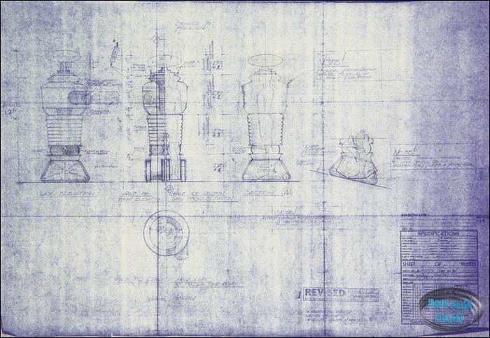 9 robot blueprint b 9 robot blueprint malvernweather Choice Image