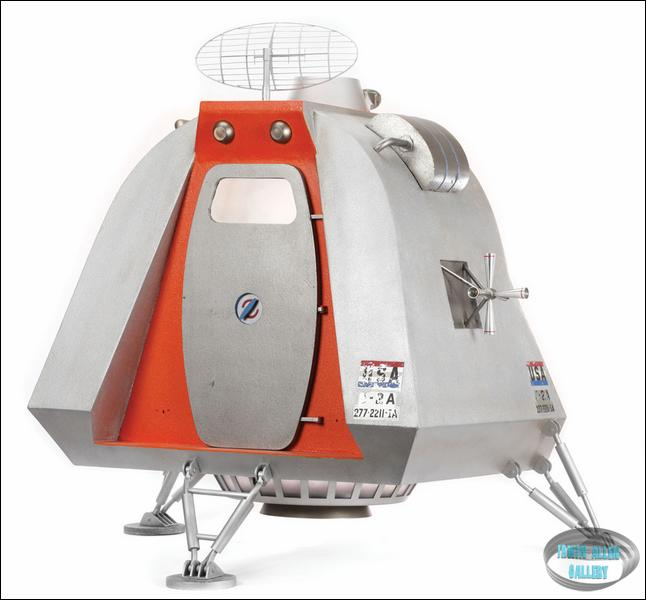 spacecraft pod - photo #36