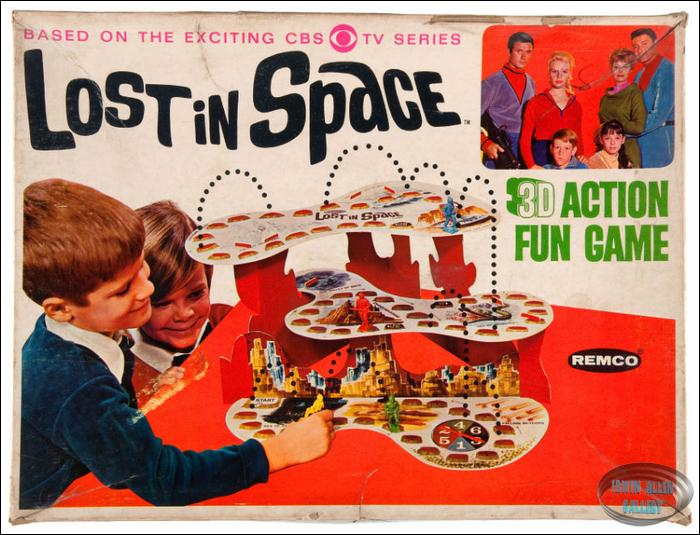 lost in space 3d action fun game. Black Bedroom Furniture Sets. Home Design Ideas