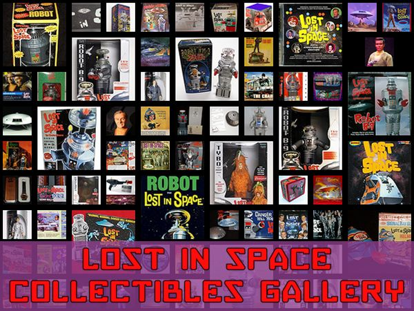 Lost in Space Collectibles Gallery