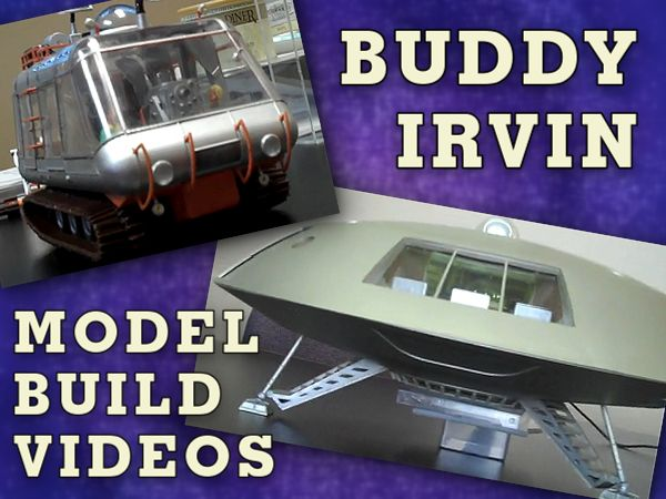 Buddy Irvin Model Build Videos