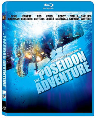 Walmart Exclusive - The Poseidon Adventure Blu-Ray