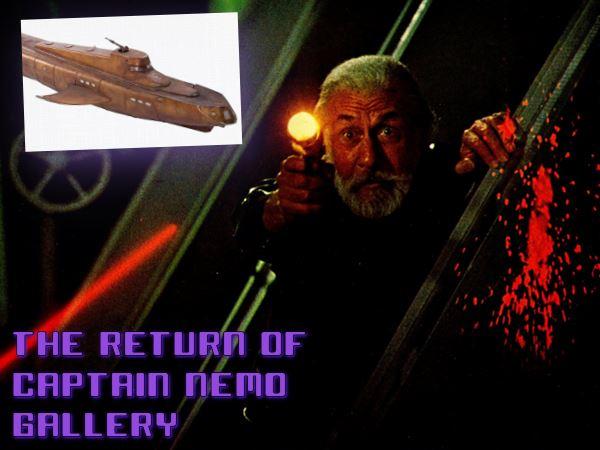 irwin allen the return of captain nemo. Black Bedroom Furniture Sets. Home Design Ideas