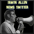 Follow IANN on the Irwin Allen News Twitter