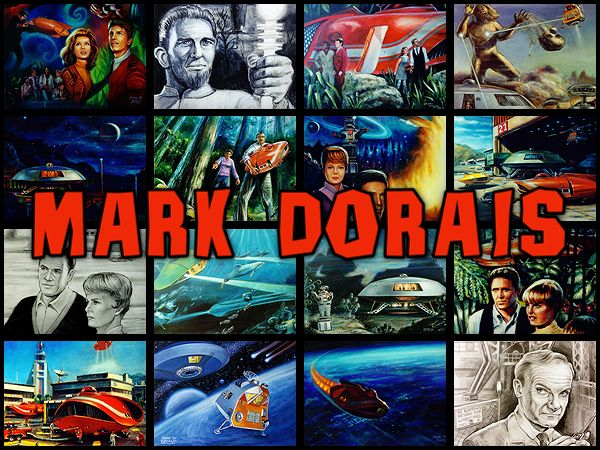 Mark Dorais Art Showcase