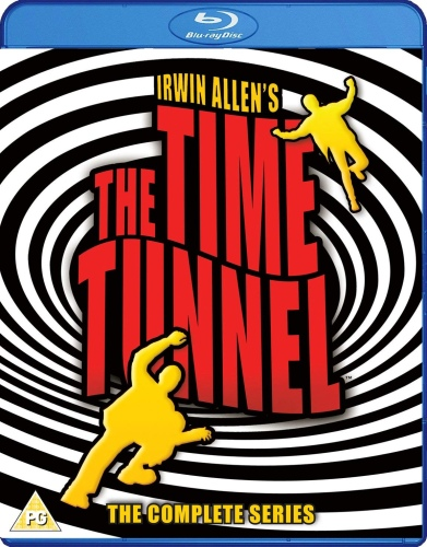 The Time Tunnel UK Blu-Ray Set