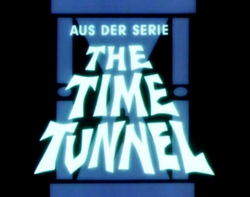 German Time Tunnel 1970's ARD Synchro