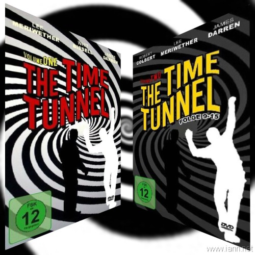 German Time Tunnel DVDs