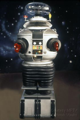 Robot in the Fantasy Worlds of Irwin Allen