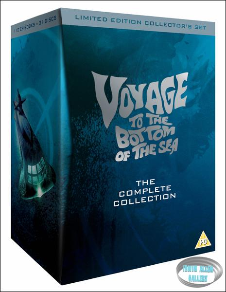 Bottom of the sea dvd