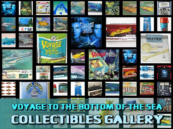 Voyage to the Bottom of the Sea Collectibles Gallery