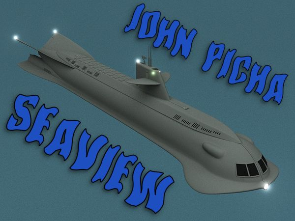 3D Model of the Seaview by John Picha